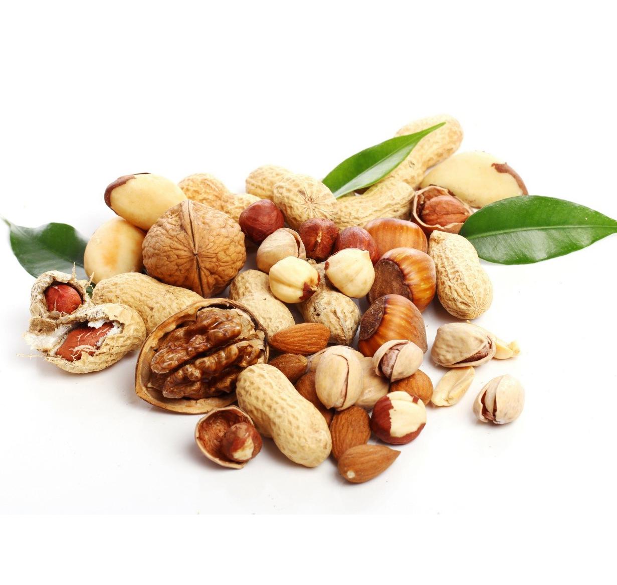 Hương các loại hạt