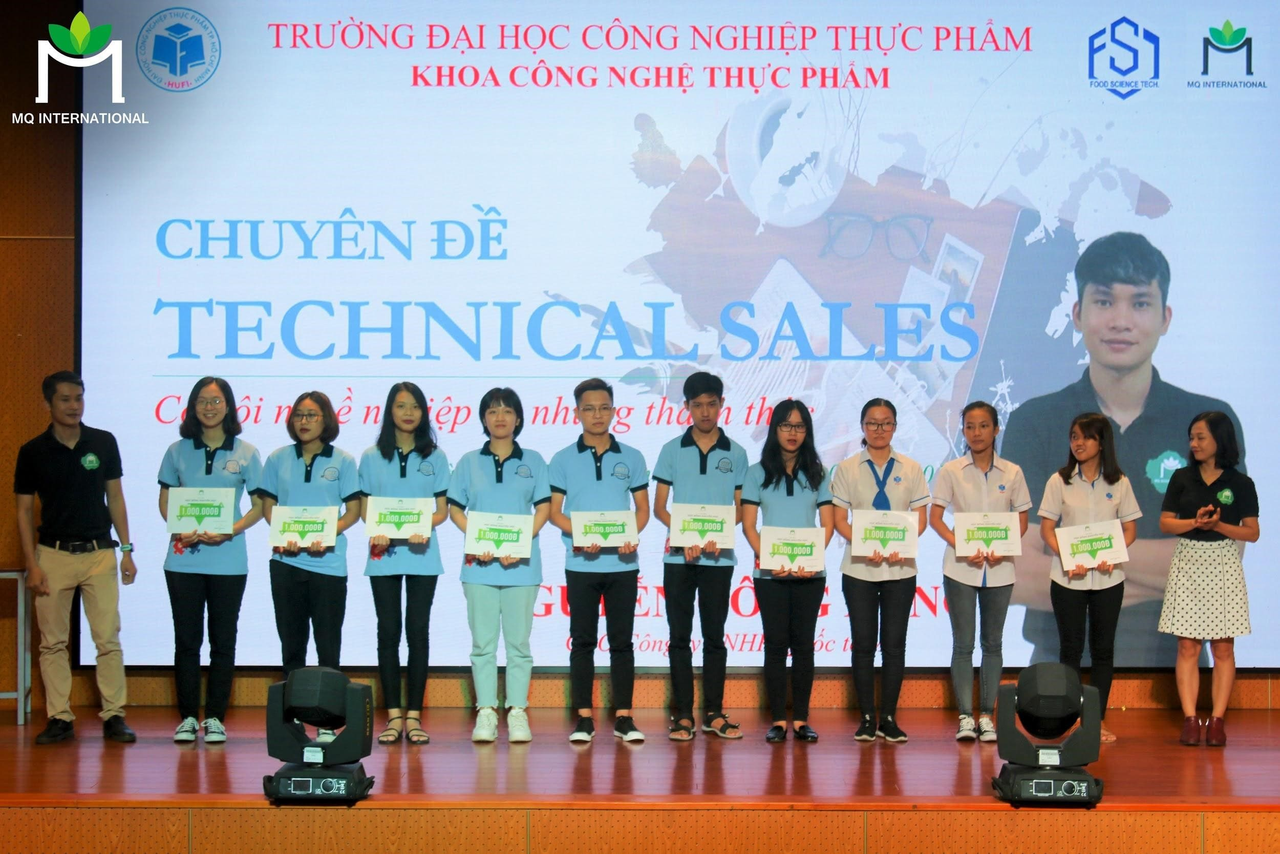Talkshow Technical Sales