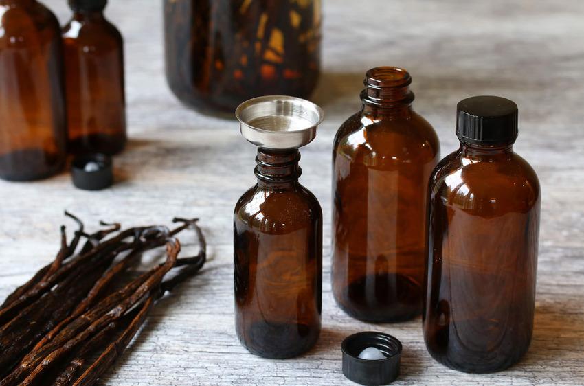 hương vani thực phẩm tự nhiên