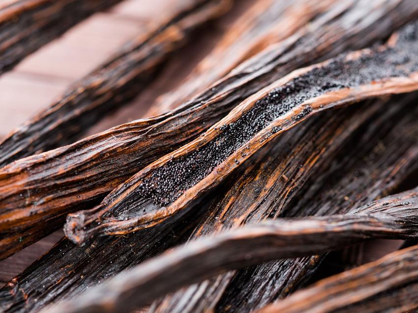 Hương vanilla tự nhiên