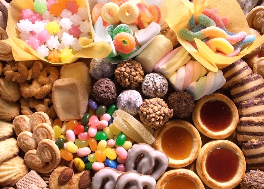 Hầu hết các thực phẩm ngọt đều chứa hương vanilla