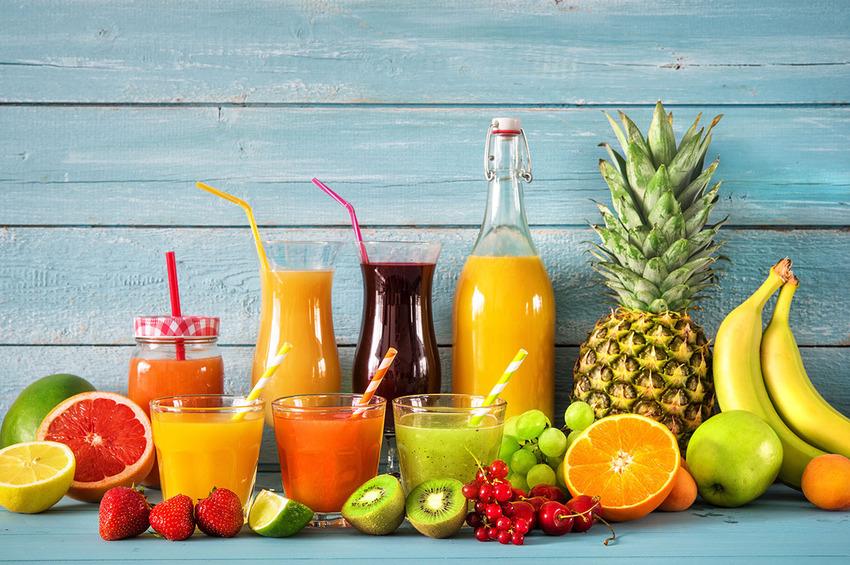 Hương trái cây tự nhiên giúp thực phẩm thêm lành mạnh