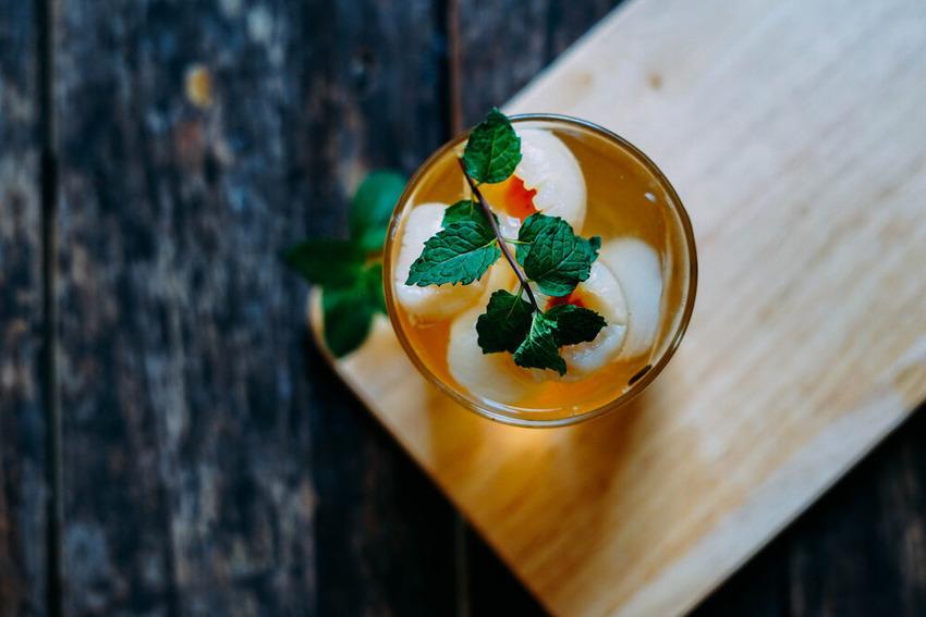 Nước giải khát là một trong những ứng dụng phổ biến của hương nhãn