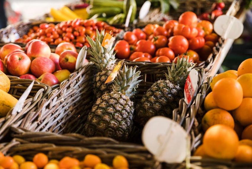 Trung Quốc sở hữu diện tích trồng và sản lượng trái cây lớn nhất thế giới