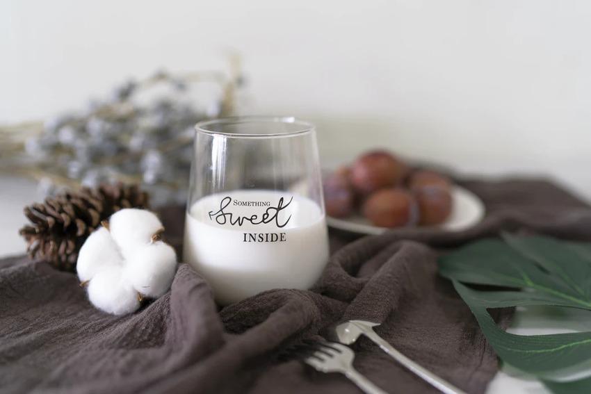 Bột hương sữa vẫn giữ được thành phần dinh dưỡng và màu sắc tương tự sữa tươi