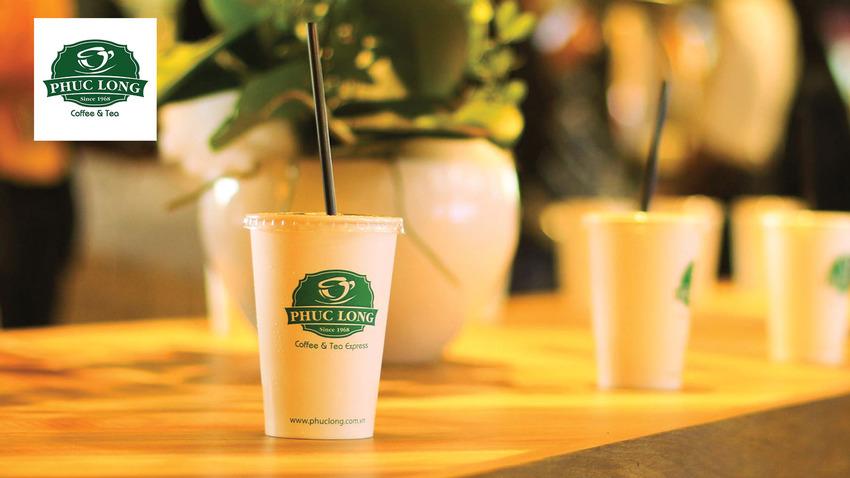 Cà phê vanilla của Phúc Long rất được lòng các bạn trẻ Việt Nam
