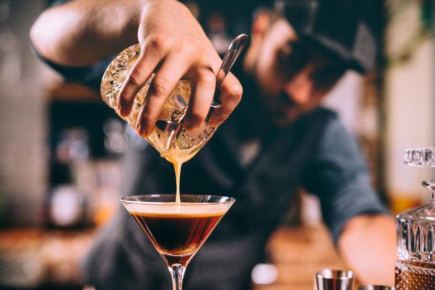 Cocktail pha cà phê độc đáo được nhiều chuyên gia dự đoán là xu hướng F&B quan trọng của năm 2020