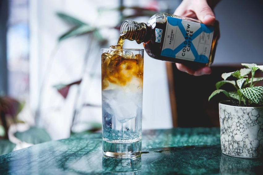 Cocktail pha cà phê là giải pháp cho lối sống lành mạnh và cắt giảm đồ uống có cồn của người tiêu dùng