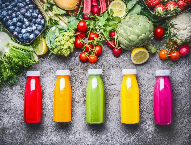 Healthy Drink giúp tăng cường sức đề kháng, phòng ngừa bệnh tật