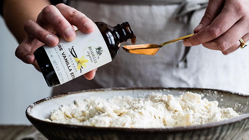 Hương vanilla là hương liệu thực phẩm được ứng dụng phổ biến trong các sản phẩm F&B
