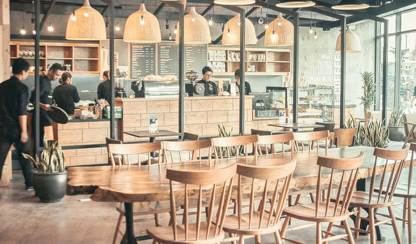 Nhiều chuỗi cà phê đã rục rịch mở cửa trở lại sau cách ly xã hội