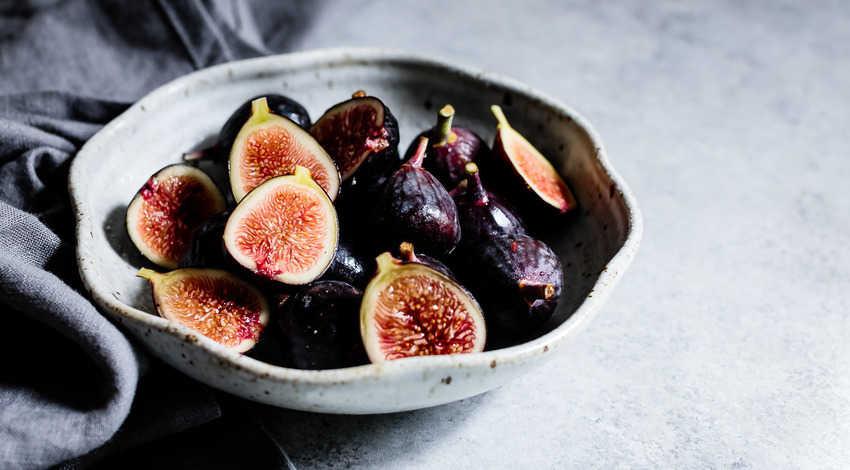 Quả sung gắn liền với ẩm thực Địa Trung Hải