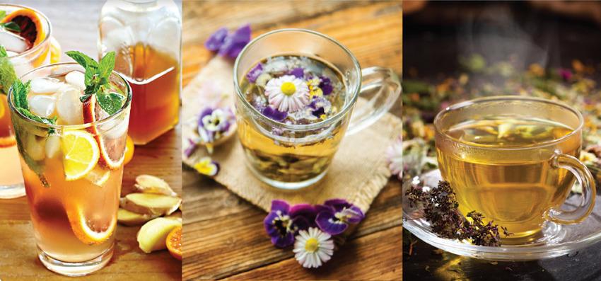 Thức uống vị trái cây, hương hoa và thảo mộc trở thành xu hướng nổi bật trong năm nay