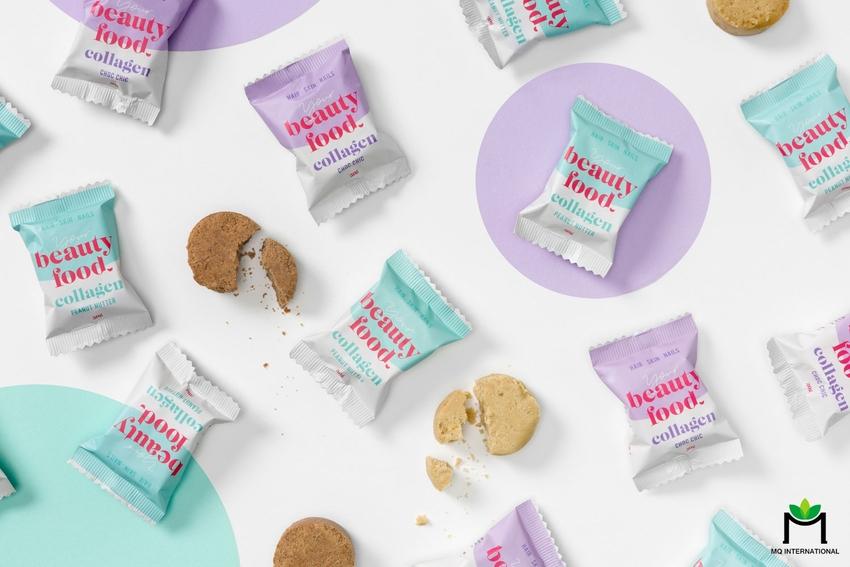 Beauty food đã mở rộng phạm vi với các sản phẩm F&B mới