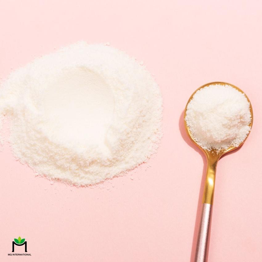 Collagen và các thành phần làm đẹp khác có mức tăng trưởng đáng kể