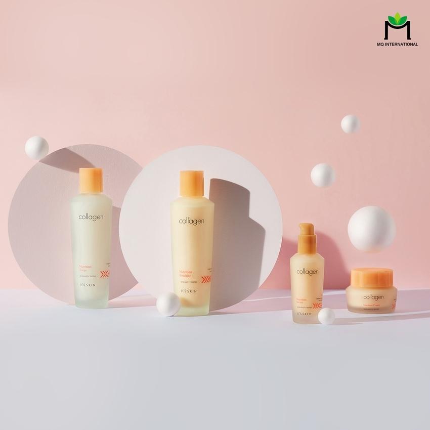 Collagen và nguyên liệu mỹ phẩm Collagen - từ khóa hot nhất F&B 2020
