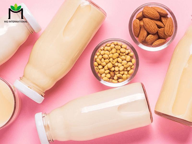 Sữa đậu nành có nhiều lợi ích cho sức khỏe