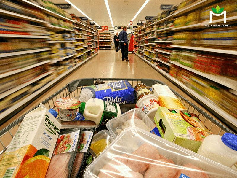 Tần suất người tiêu dùng đến siêu thị tăng lên đáng kể trong thời gian qua
