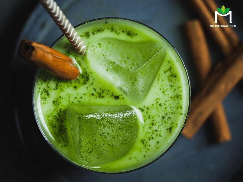 Coconut Matcha Horchata không chỉ thơm ngon mà còn mang lại lợi ích sức khỏe