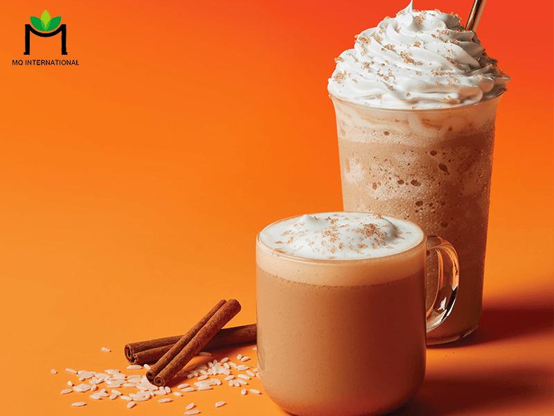 Horchata latte yến mạch là thức uống chay giải khát hoàn hảo