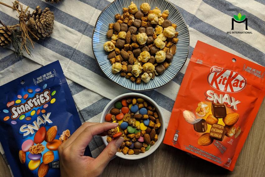 """Kitkat vốn nổi tiếng với """"gia tài"""" hương vị sản phẩm phong phú"""