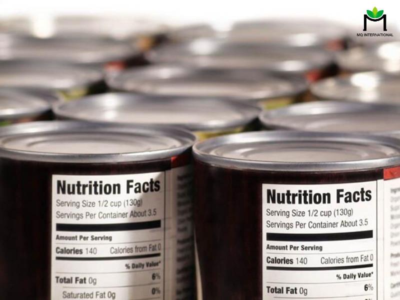 Giá trị dinh dưỡng của thực phẩm là điều người dùng quan tâm trong mùa dịch bệnh