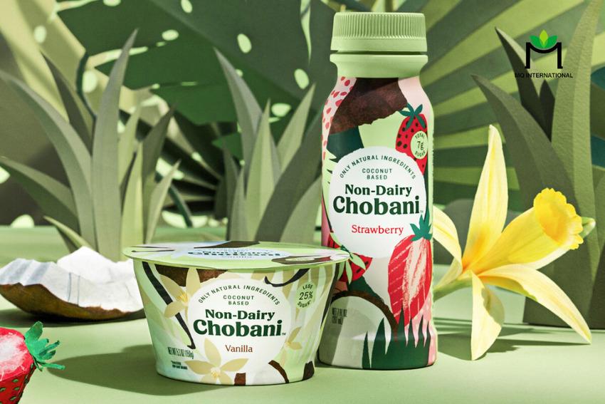 Sữa chua được làm từ hương dừa tự nhiên trở thành món ăn thuần chay được yêu thích