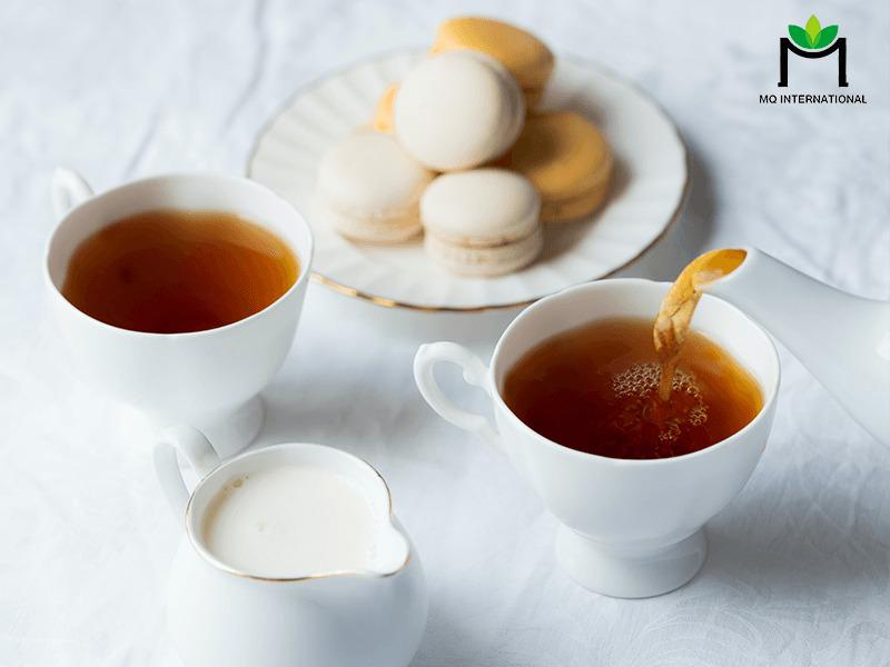 Thị trường thức uống từ trà luôn chào đón những sáng tạo mới trong hương liệu và mùi vị