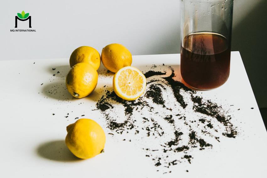 Trà đen được ứng dụng trong nhiều sản phẩm thuộc ngành hàng F&B, đặc biệt là đồ uống