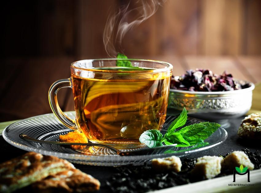 Trà với các hương vị thiên nhiên tốt cho sức khỏe đang trở thành thức uống được yêu thích