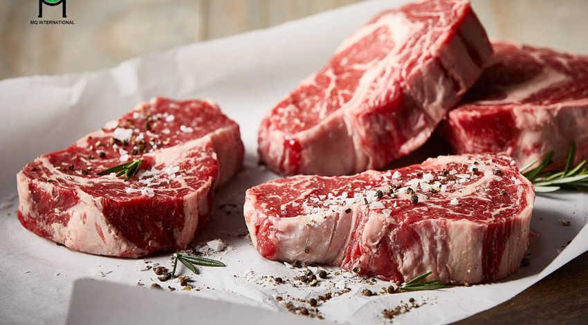 Thịt sau được chế biến sẽ có được mùi vị đặc biệt - chính hương vị này tạo cảm giác thèm ăn cho thực khách