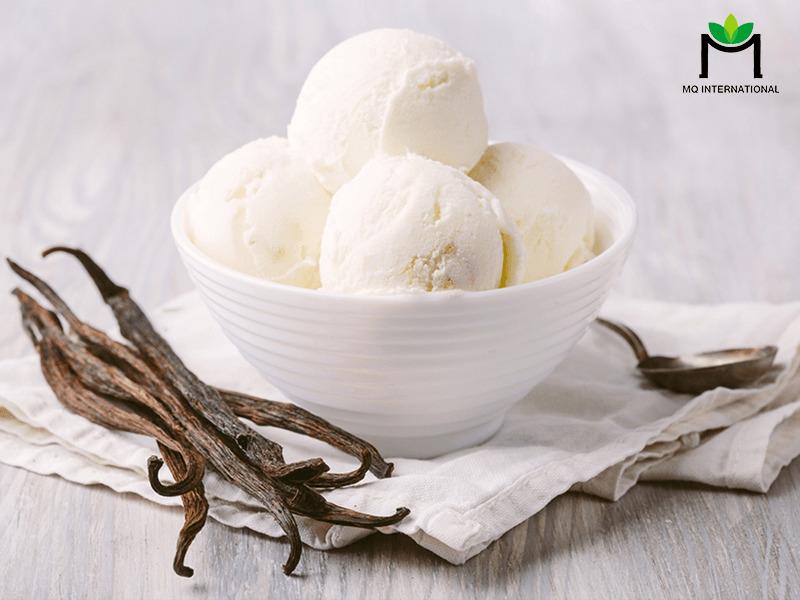 Hương vani gắn liền với nền văn hoá ẩm thực thế giới