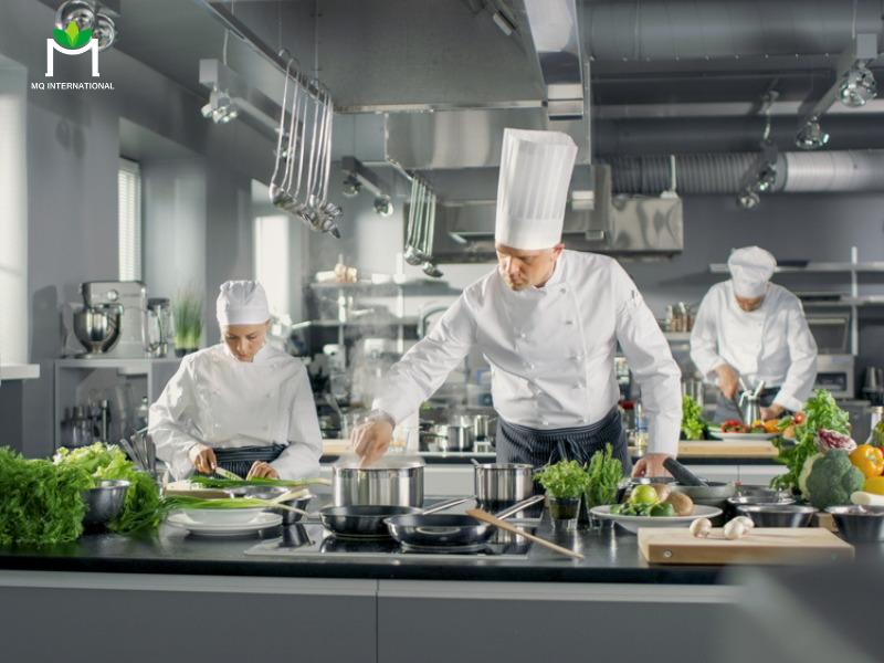 """Thị trường Cloud Kitchen được dự đoán sẽ """"ăn nên làm ra"""" trong tương lai"""