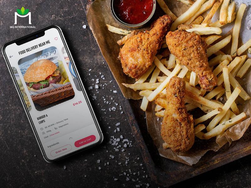 Thị trường giao thực phẩm qua app sẽ tiếp tục tăng trưởng trong 10 năm tới