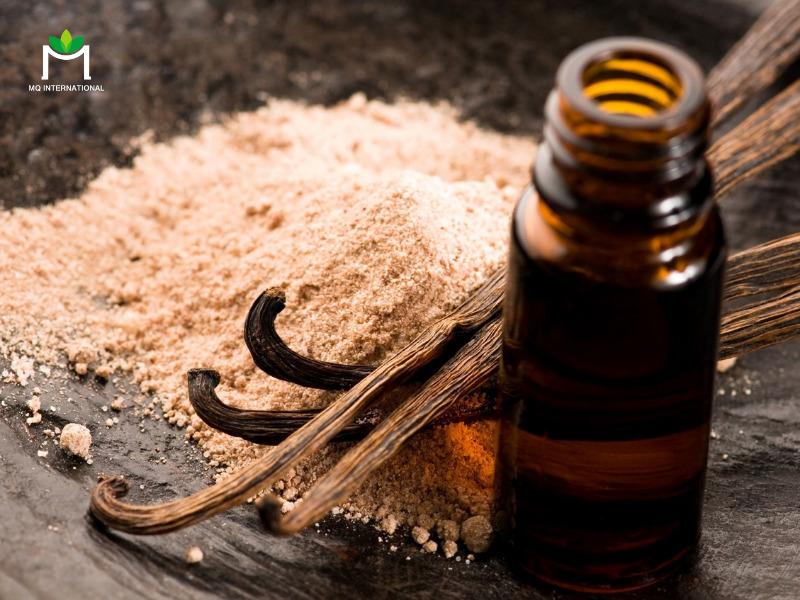 Bột hương vani tạo nên hương vị quen thuộc của nhiều món ăn