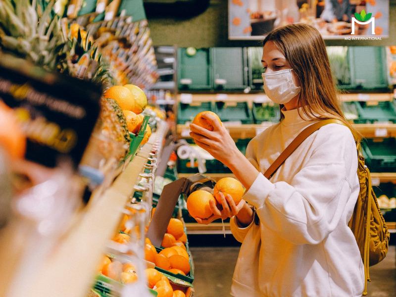 Các mặt hàng dễ bảo quản được người tiêu dùng Trung Quốc ưu tiên chọn