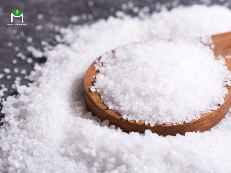 Muối được biết đến như một chất bảo quản thực phẩm tự nhiên