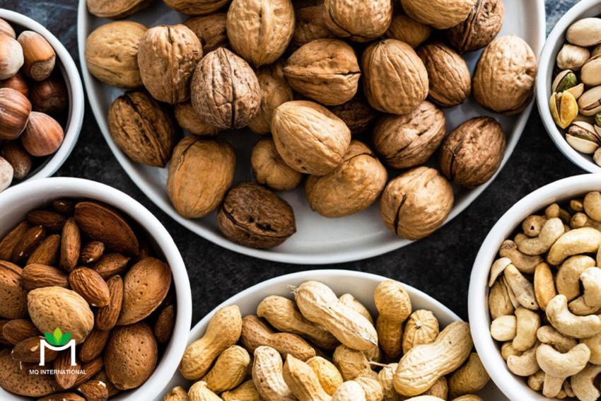 Nguồn dưỡng chất lành mạnh trong các loại hạt được xem là nguồn dinh dưỡng vàng