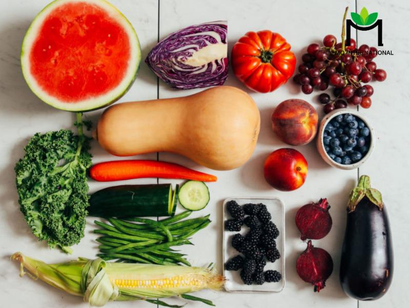 Thực phẩm tốt cho sức khỏe và đề kháng là mối quan tâm hàng đầu của người dùng
