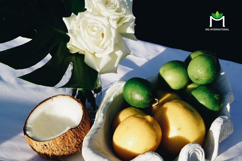 Yuzu và trái cây thuộc chi cam chanh là những nhóm hương đang ngày càng phổ biến trên thị trường bánh