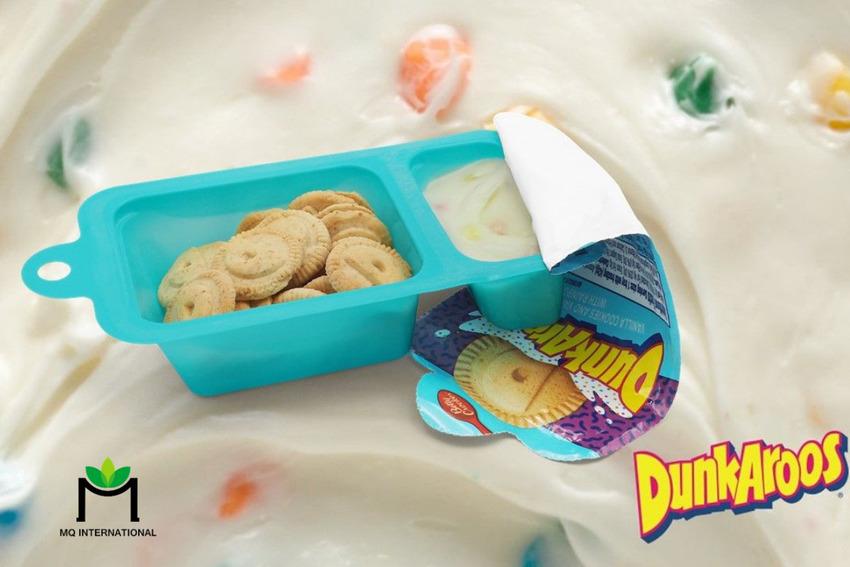Bánh quy dạng phết sốt Dunkaroos của General Mills