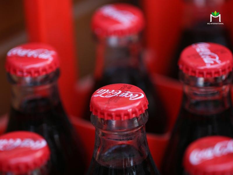 Coca Cola hương cafe có hàm lượng đường thấp hơn dòng coke nguyên bản