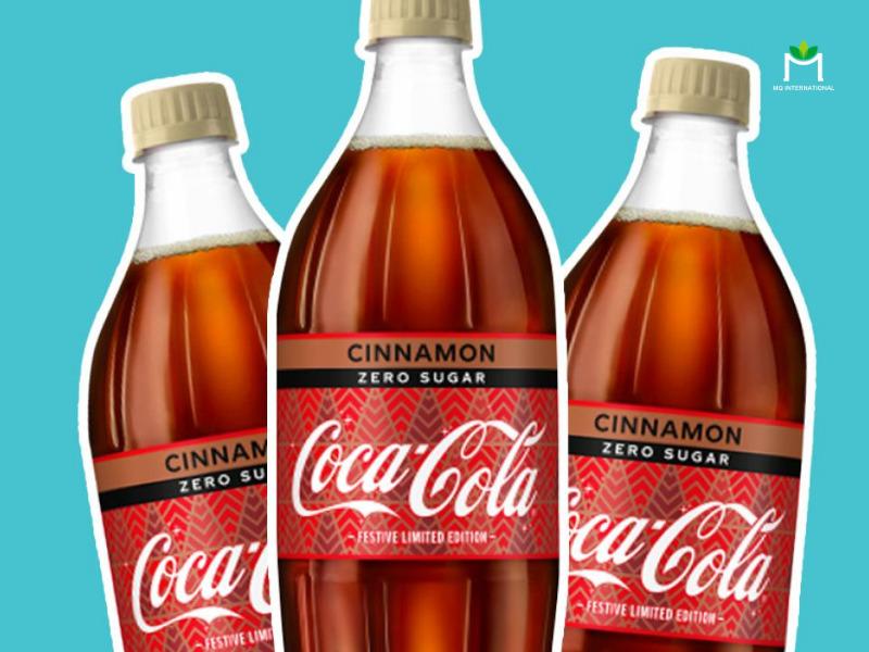 Coca Cola hương quế mang đến nhiều trải nghiệm mới lạ dịp Giáng sinh năm nay