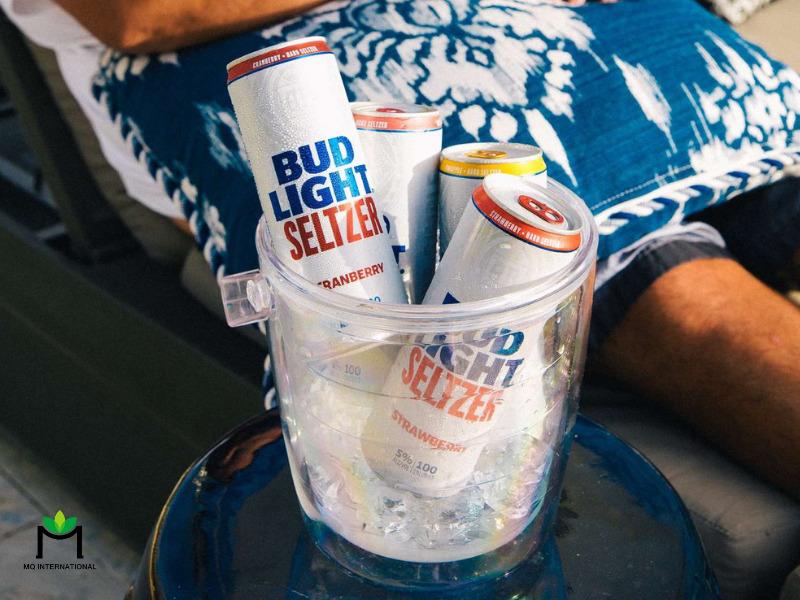 Dòng sản phẩm hard seltzer đáng mong đợi của Bud Light