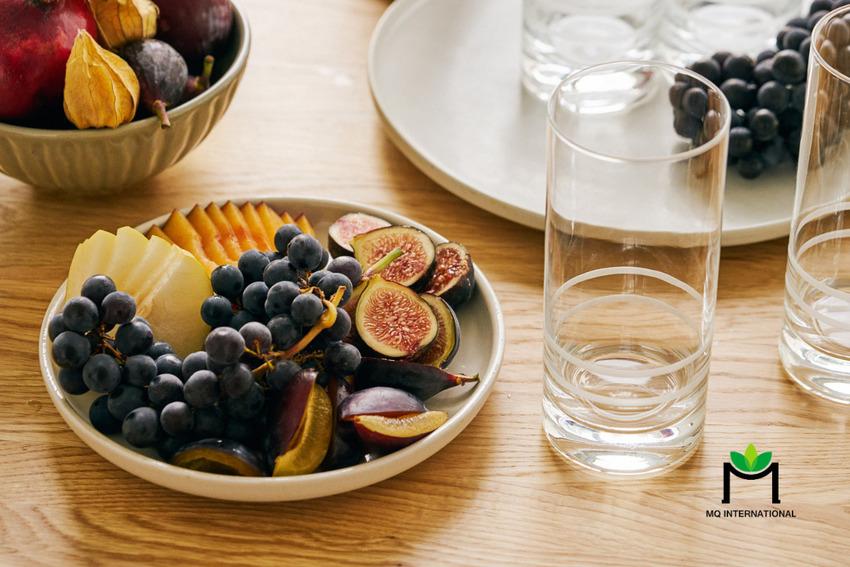 Hương vị trái cây được ưa chuộng trong các dòng thức uống không cồn mới