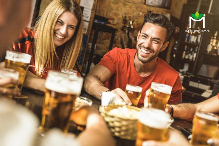 Lượng tiêu thụ bia giảm sút là hệ quả của sober curious