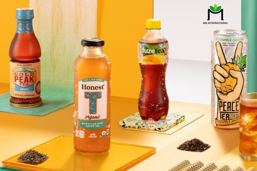 Mật ong được ứng dụng trong nhiều dòng trà RTD mới