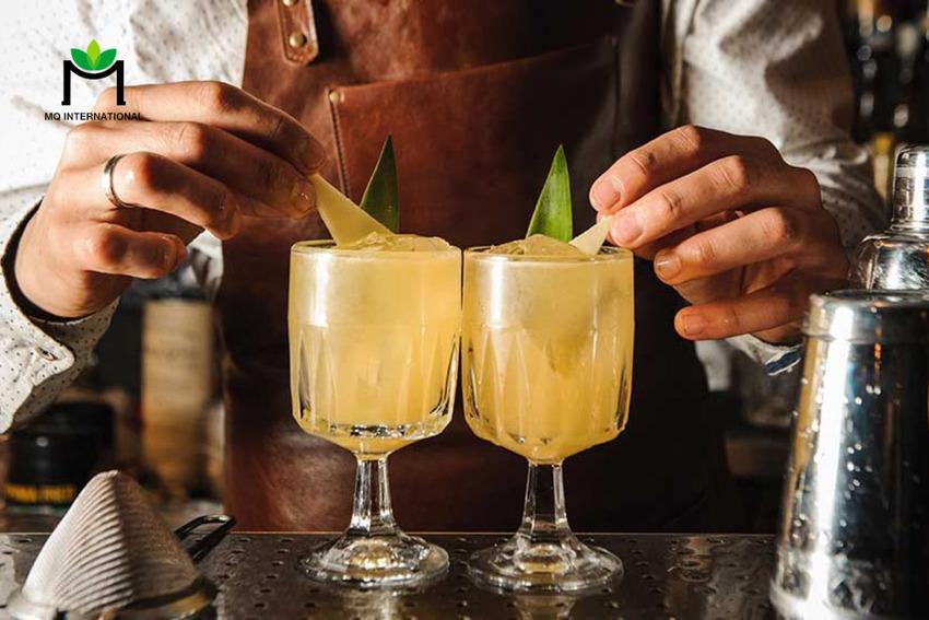 Mocktail thay thế cho cocktail, không cồn nhưng mùi vị vẫn thơm ngon