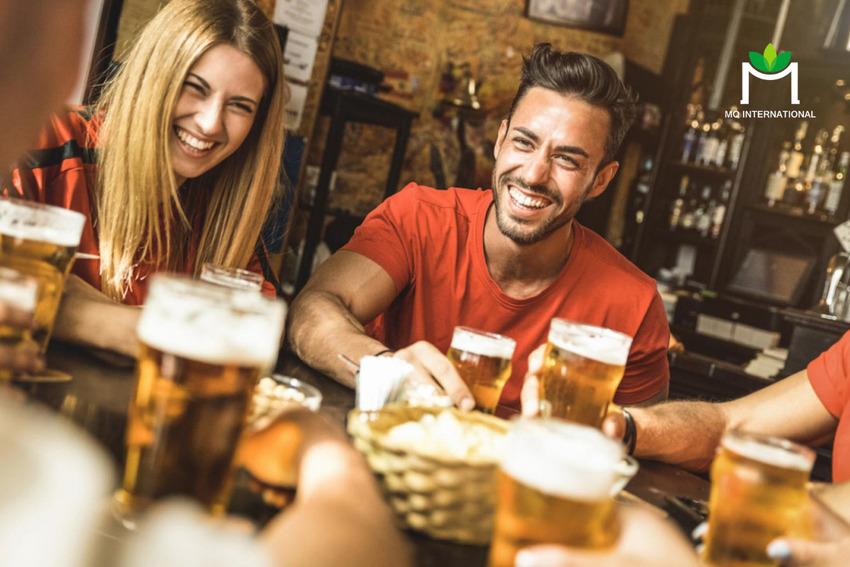 Người tiêu dùng Mỹ có xu hướng thích tiêu thụ các dòng bia ít ngọt hơn