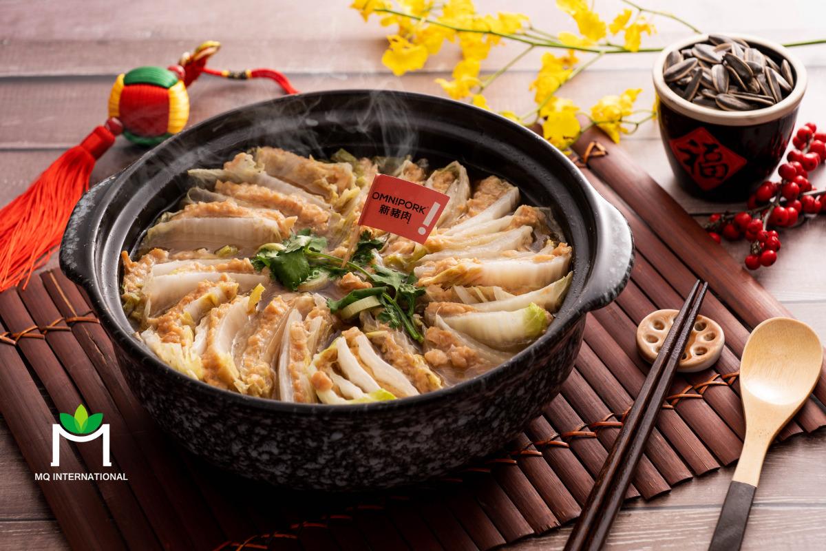 Omnipork được phục vụ trong các công thức món ăn truyền thống tại Trung Quốc và Hồng Kông